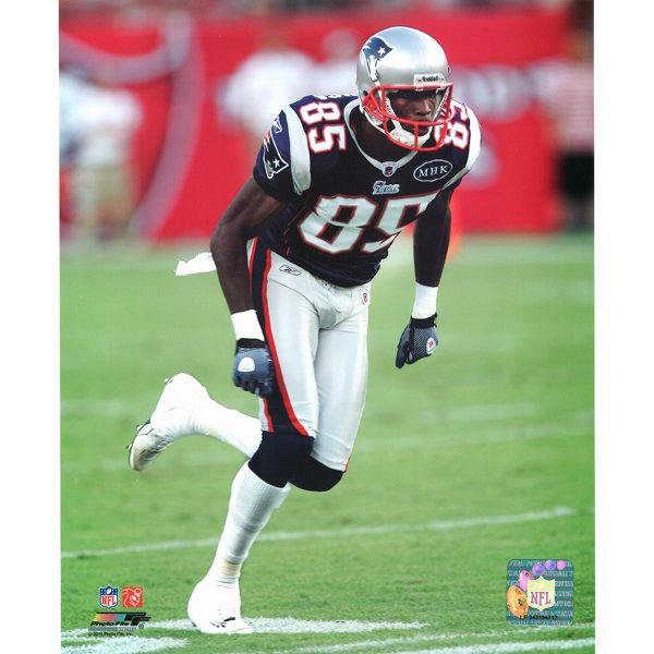 Chad Ochocinco #85 8x10 Carded Photo