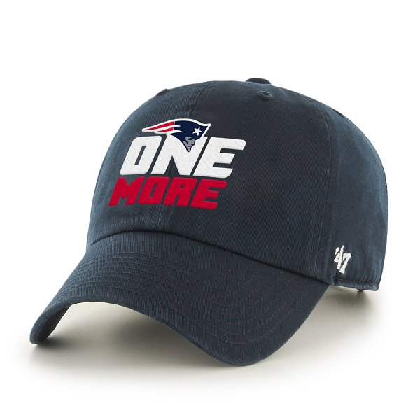 One More Clean Up Cap-Navy