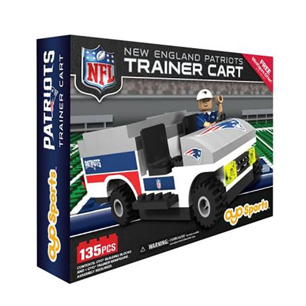 Patriots Oyo Trainer Cart Set