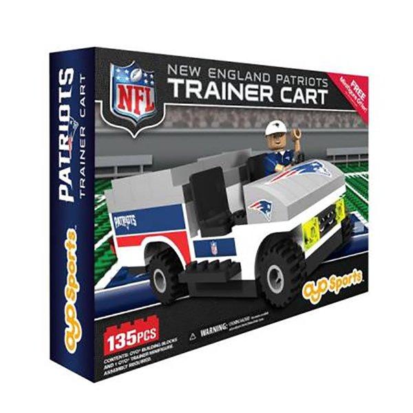 Patriots Oyo Trainer Cart Set