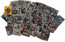 50 Pack Trading Cards