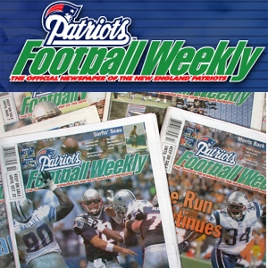 Patriots Football Weekly Newspaper