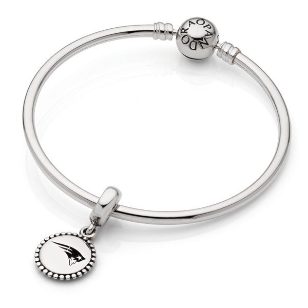 Pandora New England Dangle Charm Bangle Set