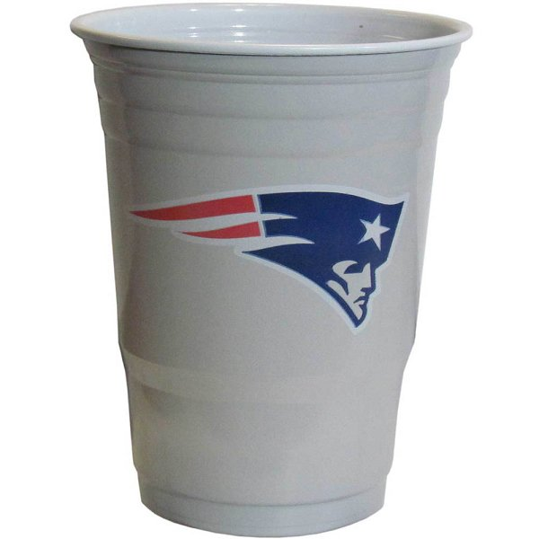 Patriots Game Day Cups-18pk
