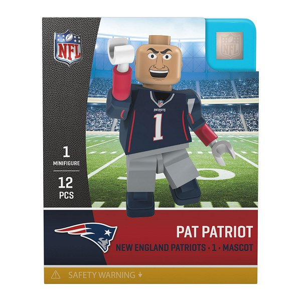 Pat Patriot Oyo Figure