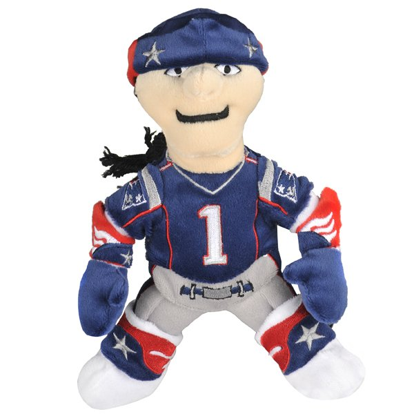Pat Patriot Plush Mascot
