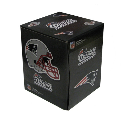Patriots Box of Tissues