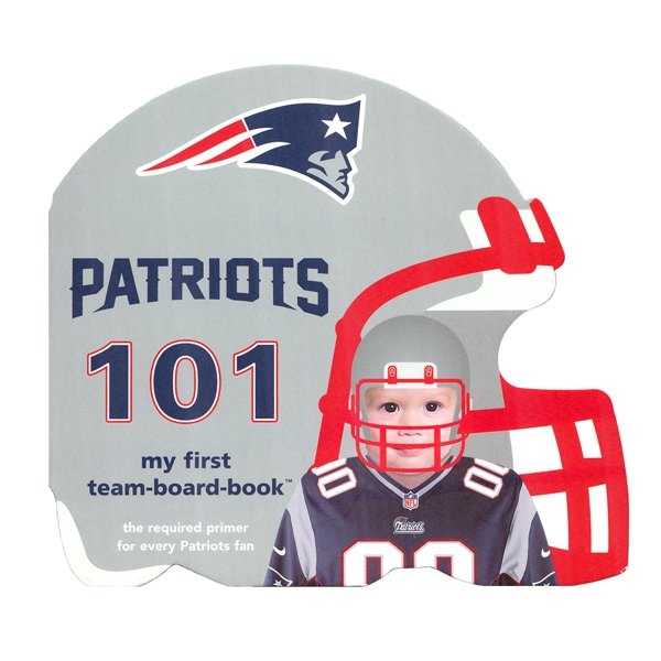 Patriots 101 Children's Book