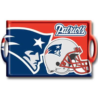 Patriots 18x11 Serving Tray