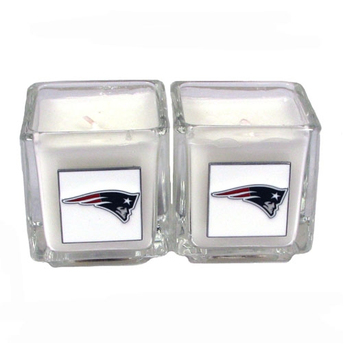 Patriots Scented Candle Set
