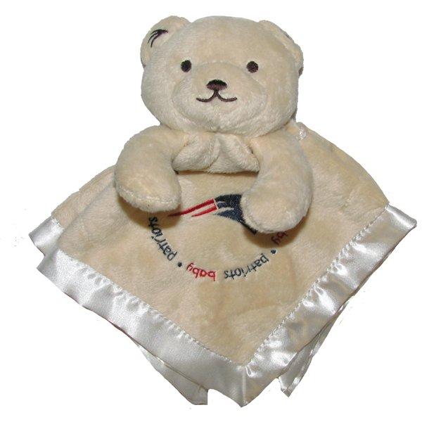 Pats Baby Snuggle Bear