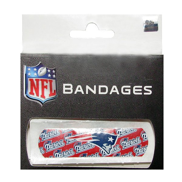 Patriots Bandages-40pk