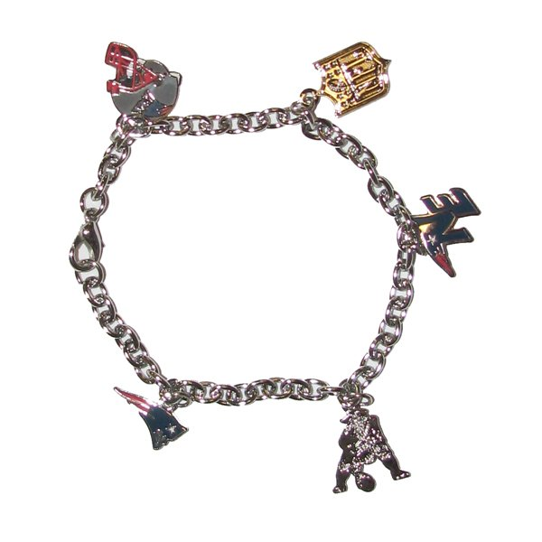 Patriots Charm Bracelet