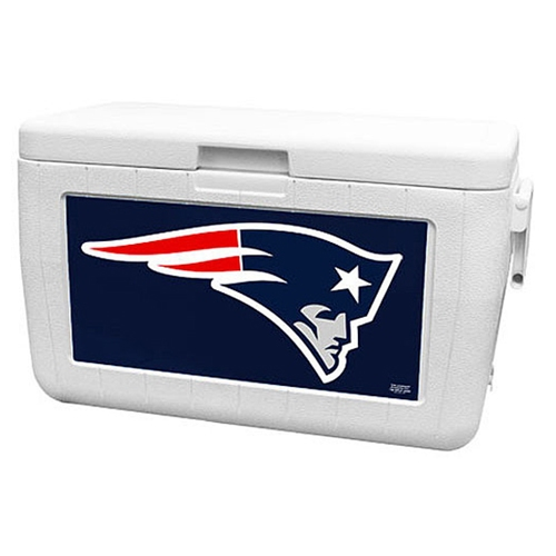 Patriots 48qt Coleman Cooler