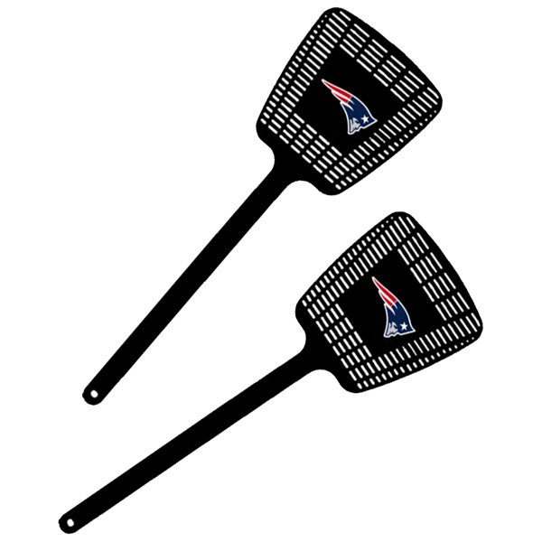 Patriots Fly Swatters-2 Pack