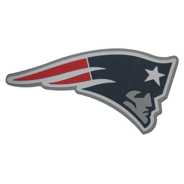 Patriots 3D Foam Logo Sign