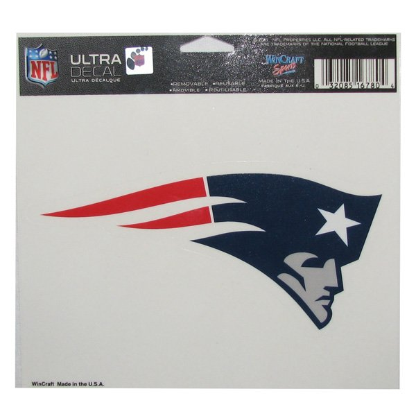 Patriots Ultra Decal
