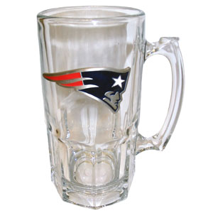 Patriots 1 Liter Macho Mug