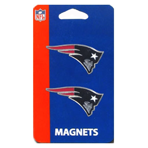 Patriots 2 Piece Magnet Set