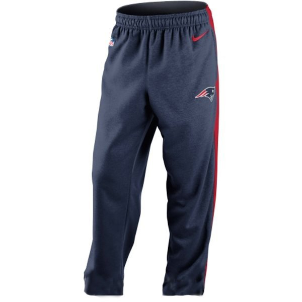 Nike Nailshead Sweatpants-Navy/Red