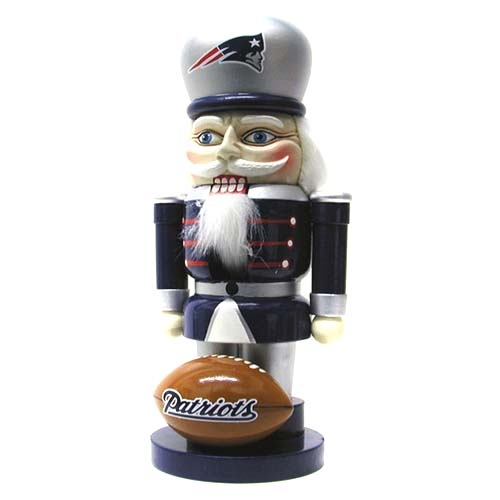 Patriots 7 inch Nutcracker