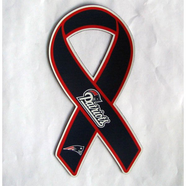 Patriots Ribbon Magnet