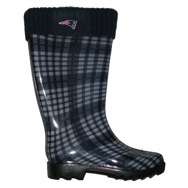 Ladies PVC Rain Boot w/Cuff