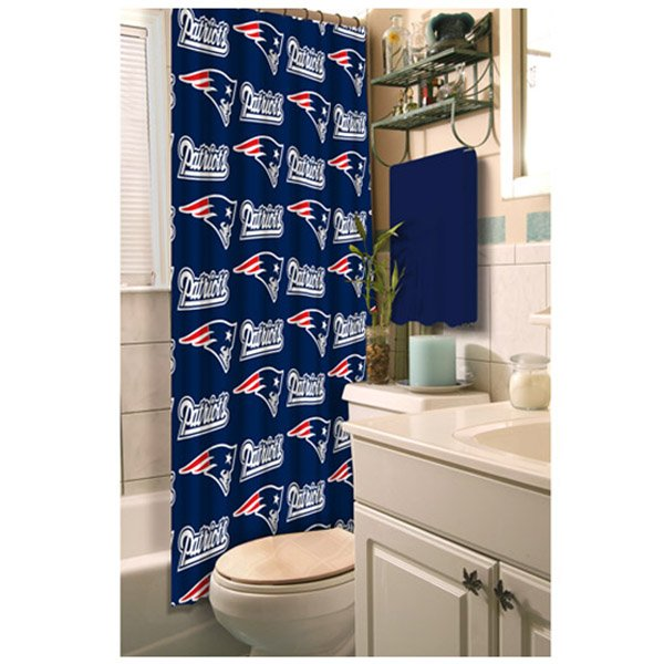 Patriots Shower Curtain