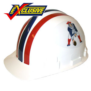 Patriots Throwback Hard Hat
