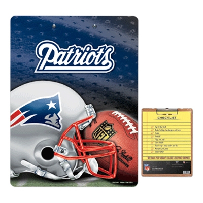 Patriots Clipboard