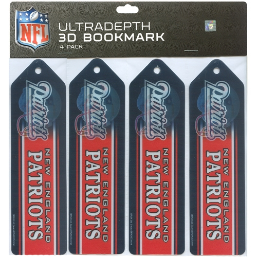 Pats 3D Bookmarks