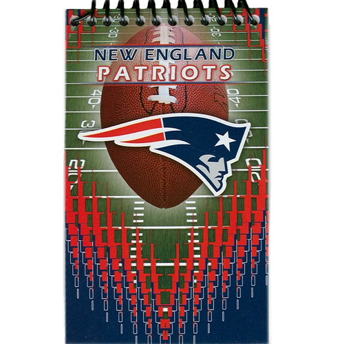 Patriots Memo Book 3 Pack
