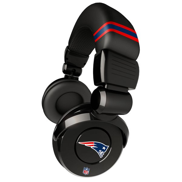 Patriots DJ Headphones