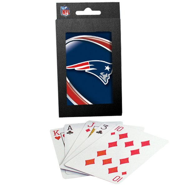 Patriots Deck Of Playing Cards