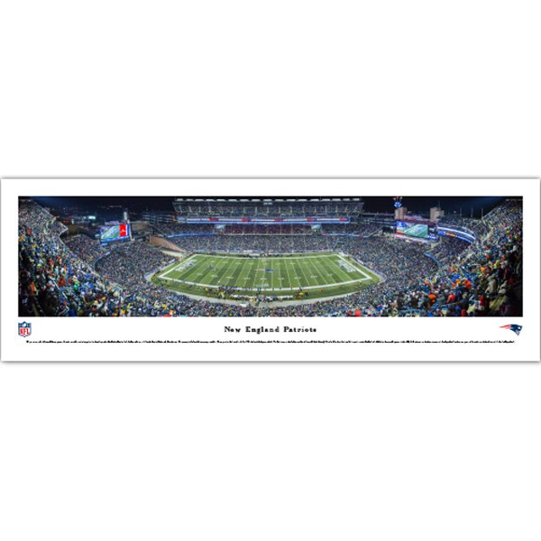 Patriots vs Broncos Panoramic Nov 24th 2013