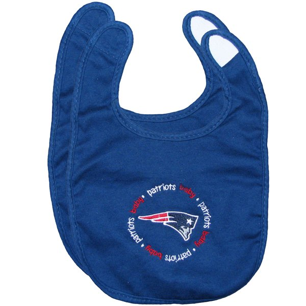Patriots Baby Fanatic Bib