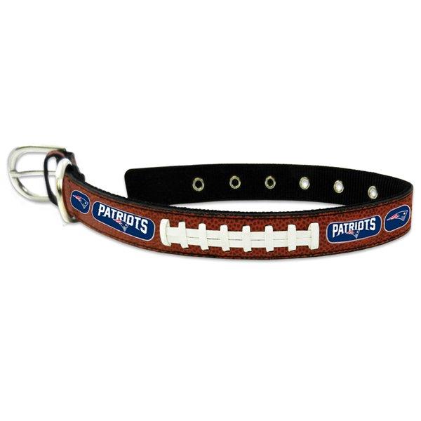 Patriots GW Classic Leather Collar