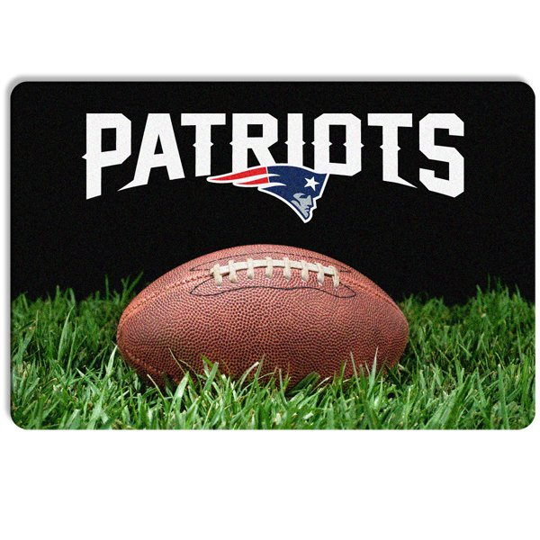 Patriots Classic Pet Bowl Mat