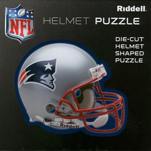 Patriots 100pc Helmet Puzzle