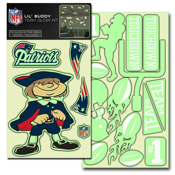 Patriots Lil Buddy Glow Kit