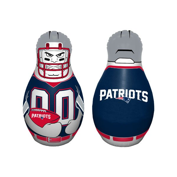 Patriots Mini Bop Bag