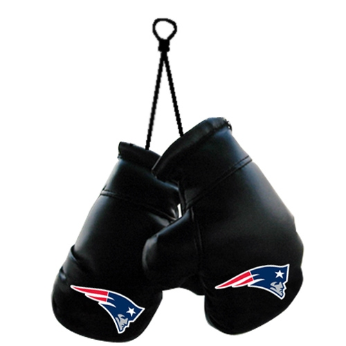 Patriots Mini Boxing Gloves