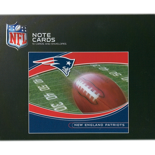 Patriots Boxed Note Cards