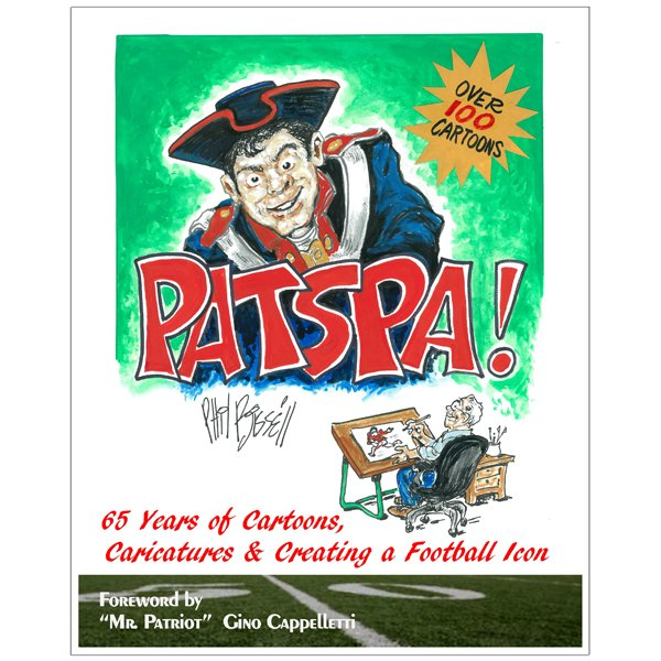 PatsPa! Book by Phil Bissell