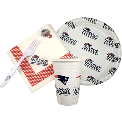 Patriots Party Pack