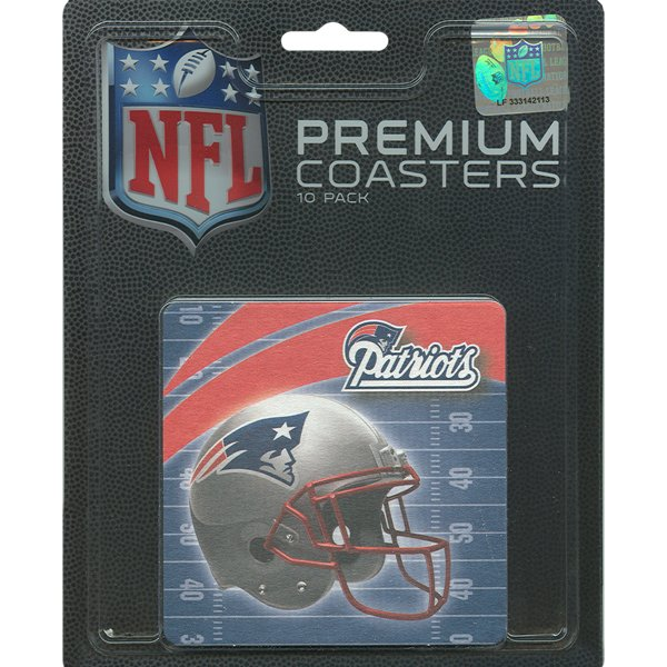 Patriots Premium Coaster Set