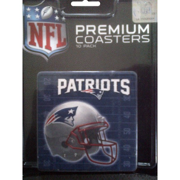 Patriots Premium Coaster Set