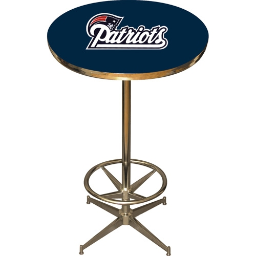 Patriots 40inch Pub Table