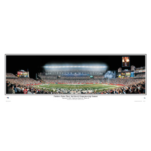 Pats-Raiders Panoramic 9-8-05