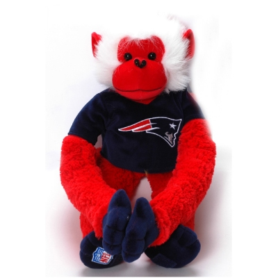 Patriots Rally Monkey